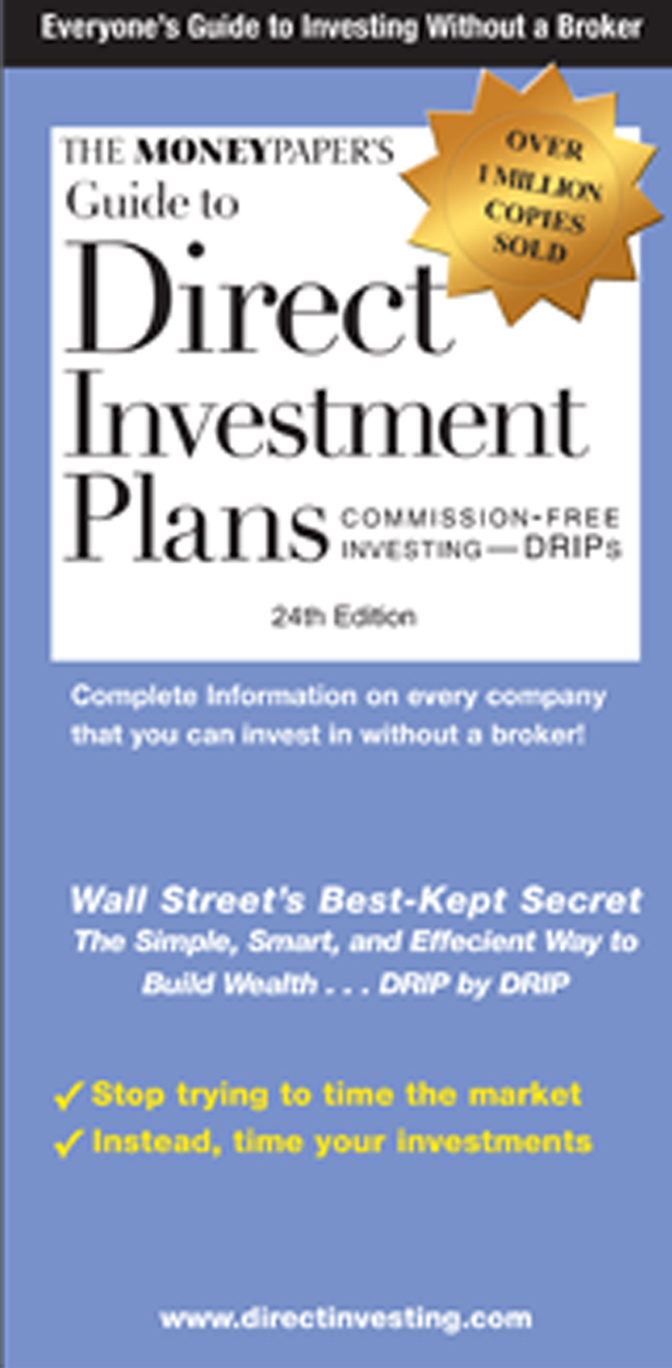 The Guide to Direct Investment plans